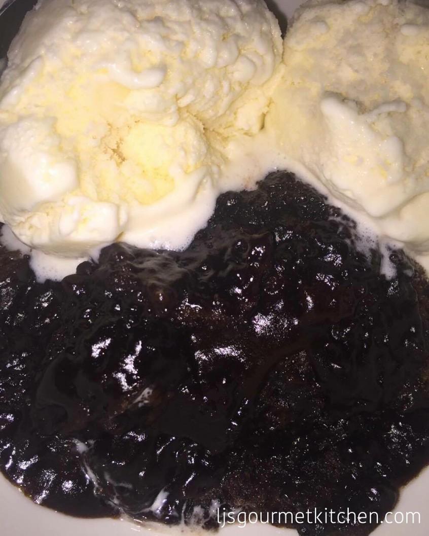 Tiramisu Choc Lava Pudding